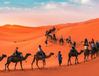 3 days from Marrakech to Merzouga desert tours