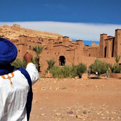 3 days from Marrakech to Merzouga desert tour Kasbah