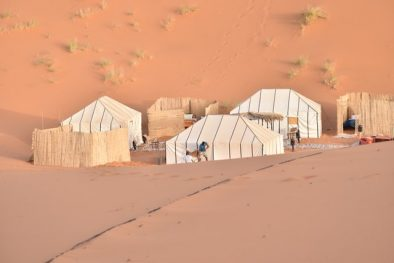 Merzouga tours and camping
