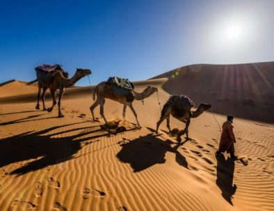 10 days in Morocco itinerary from Casablanca