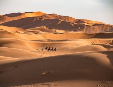 4 days from Marrakech to Merzouga