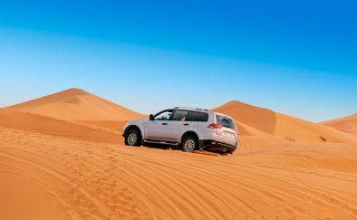 Merzouga tours by a four while drive