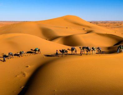 3 days desert tour from Agadir to Merzouga